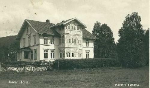 Jaren Gjestgiveri (Tidlig 1900)